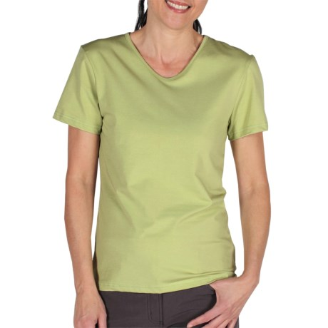 ExOfficio BugsAway® Chas'r T-Shirt - UPF 30+, Short Sleeve (For Women)