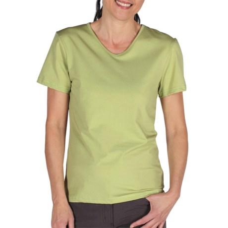 ExOfficio BugsAway® Chas'r T-Shirt - UPF 30+, Short Sleeve (For Women)