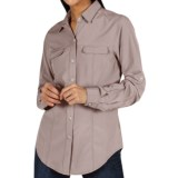 ExOfficio Kizmet Stretch Camper Shirt - UPF 50+, Button Front, Long Sleeve (For Women)