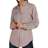 ExOfficio Kizmet Stretch Camper Shirt - UPF 50+, Button Front, Long Sleeve (For Women)