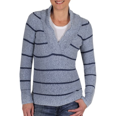 ExOfficio Vona Sweater - Shawl Collar (For Women)