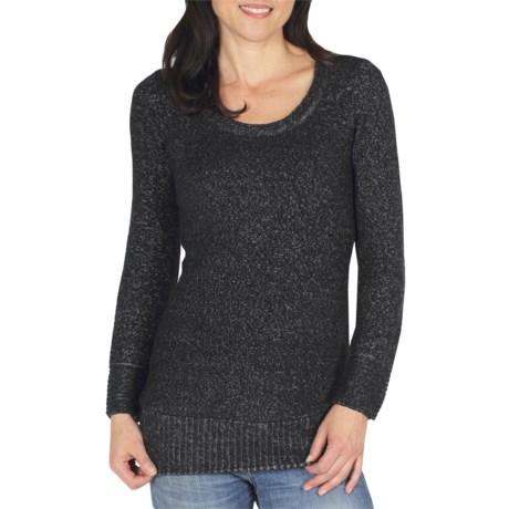 ExOfficio Vona Long Sweater - Scoop Neck (For Women)