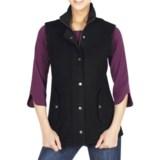 ExOfficio Tweedmuir Vest - Boiled Wool (For Women)