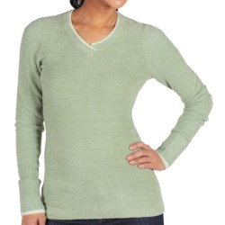 ExOfficio Irresistible Neska Sweater - V-Neck (For Women)