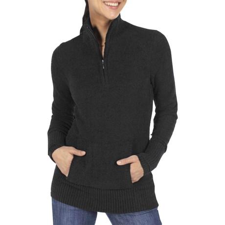 ExOfficio Irresistible Neska Sweater - Zip Neck (For Women)