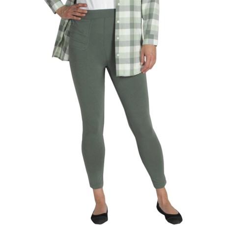 ExOfficio Go-To Stretch Jersey Leggings - Dri-Release®, FreshGuard® (For Women)