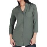 ExOfficio Go-To Shirtigan - 3/4 Sleeve (For Women)