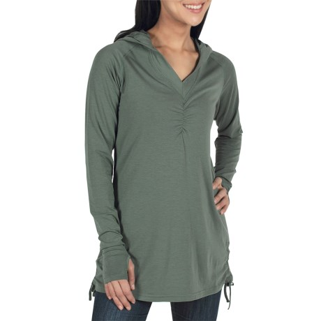 Exofficio Go-To Stretch Jersey Hooded Shirt - Dri-Release®, FreshGuard® (For Women)