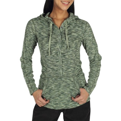 ExOfficio Chica Cool Snap Hoodie Sweatshirt - UPF 20+, Dri-Release®, FreshGuard® (For Women)