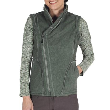ExOfficio Persian Fleece Vest (For Women)