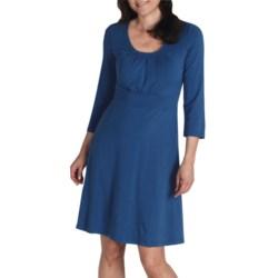 ExOfficio Go-To Dri-Release® Dress - Stretch Jersey, 3/4 Sleeve (For Women)