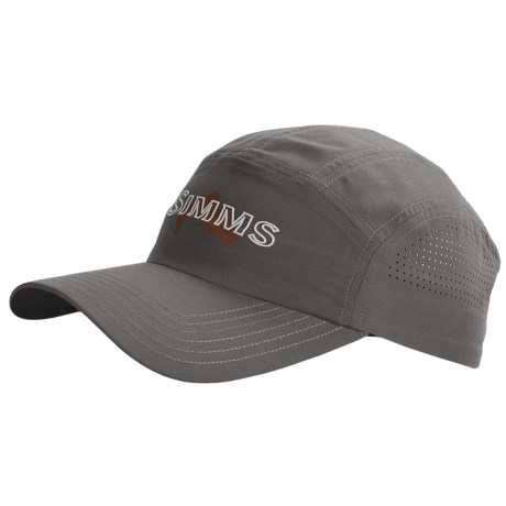 Best fishing hats ever review of simms microfiber short for Simms fishing hat