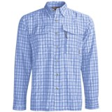 Simms Glenbrook Fishing Shirt - UPF 30+, Long Sleeve (For Men)