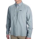 Simms BugStopper NFZ Shirt - UPF 50+, Long Sleeve (For Men)