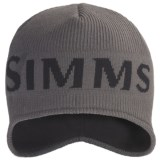 Simms Windstopper® Flap Cap (For Men and Women)
