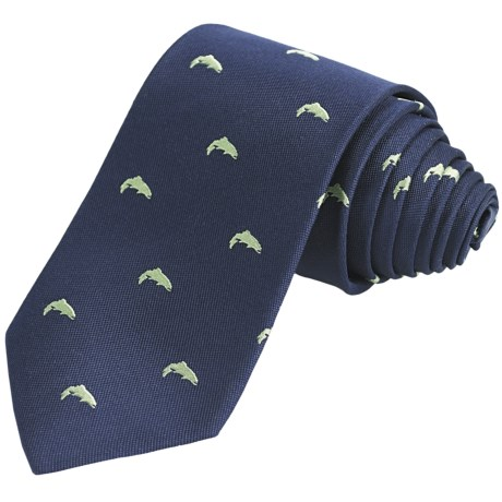 Simms Neck Tie - Stain-Release Silk (For Men)
