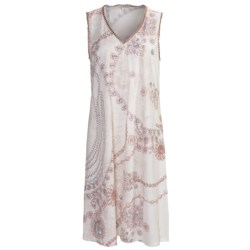 Feraud Paris Cotton-Modal Nightgown - Sleeveless (For Women)