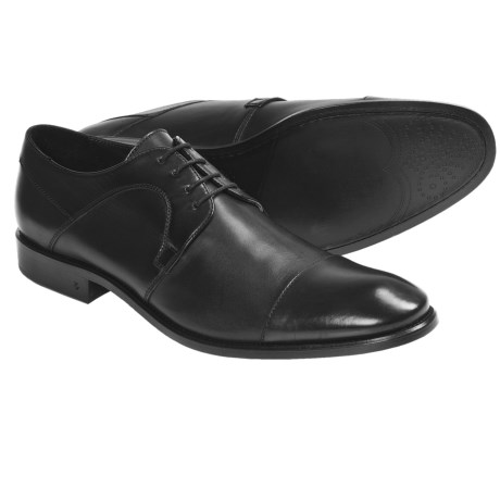 John Varvatos Richard Cap Toe Shoes - Oxfords (For Men)