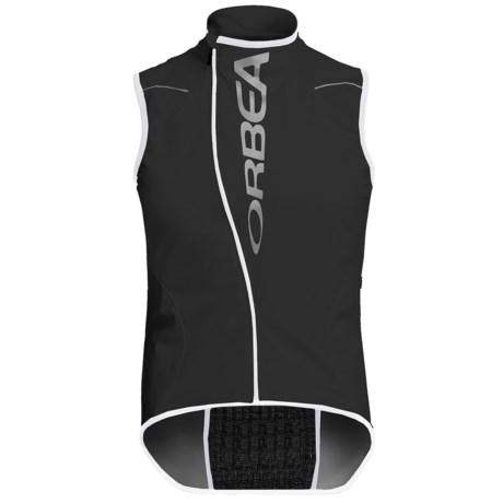 Orbea Rain & Wind Cycling Vest (For Men)