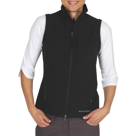 ExOfficio Boracade Vest - Soft Shell (For Women)