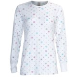 Watson's Waffle Long Underwear Top - Long Sleeve (For Women)