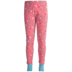 Watson's Printed Long Johns (For Girls)