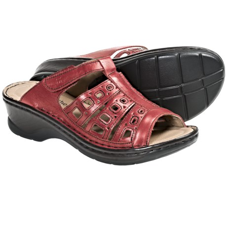 Josef Seibel Catalonia 18 Peep-Toe Sandals (For Women)
