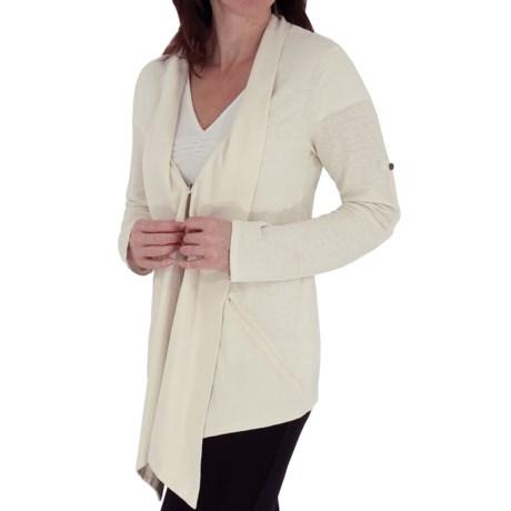 Royal Robbins Nuevo Summer Cardigan Sweater - UPF 30, Hemp-Organic Cotton (For Women)