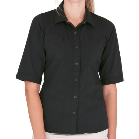 Royal Robbins Discovery Lite Stretch Shirt - UPF 30+, Elbow Sleeve (For Women)
