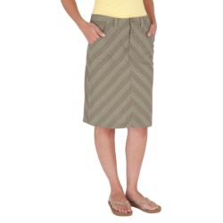 Royal Robbins Cool Mesh Stripe Skirt (For Women)