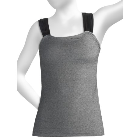 Body Up Om Tank Top (For Women)
