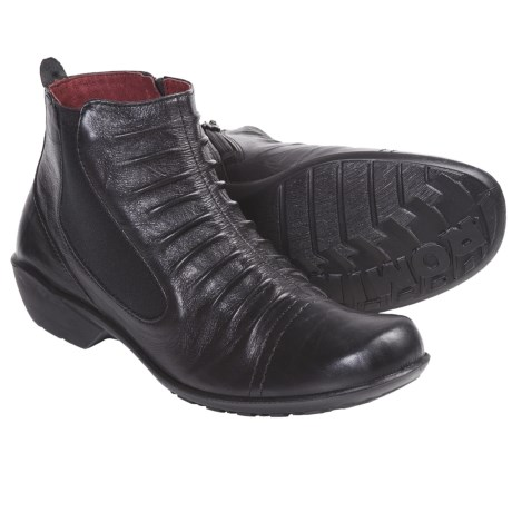 Romika Citylight 07 Ankle Boots - Leather, Side Zip (For Women)