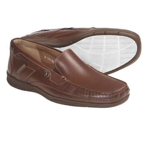 Mephisto Fenton Shoes - Leather (For Men)