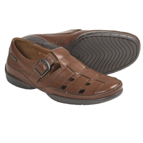 Mephisto Barito Fisherman Shoes - Leather (For Men)
