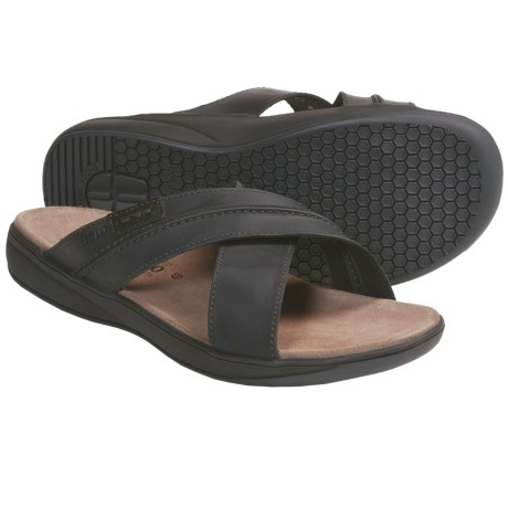 Mephisto Saxo Sandals - Leather (For Men)