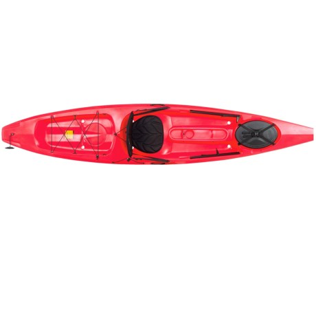 Ocean Kayak Tetra 12 Recreational Kayak - 12', Sit-on-Top