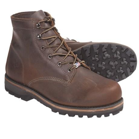 """Wolverine Plainsman 6"""" Boots (For Men)"""