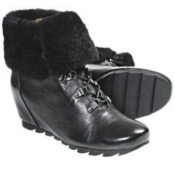 Gentle Souls Barnesicle Boots - Leather (For Women)