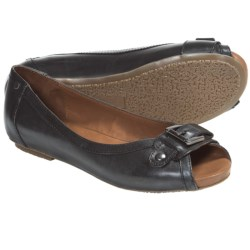Gentle Souls Bless You Shoes - Peep Toe, Leather (For Women)