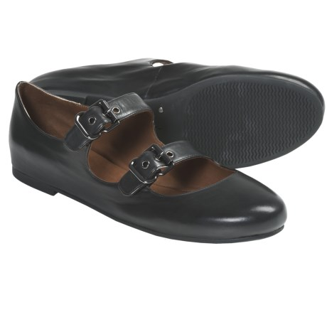 Gentle Souls Double Bet Mary Jane Shoes - Leather (For Women)
