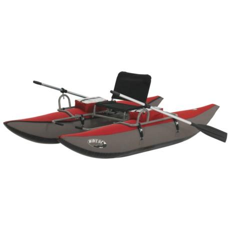 Outcast Boats Wave 9 Pontoon Boat