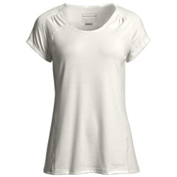 Merrell Adeeline T-Shirt - UPF 20+, Short Sleeve (For Women)