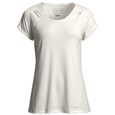 Merrell Adeeline T-Shirt - UPF 20+, Short Sleeve (For Women)