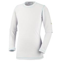 Columbia Sportswear Bug Shield Shirt - UPF 50, Long Sleeve (For Youth Girls)