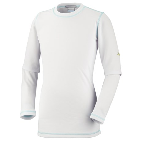 Columbia Sportswear Bug Shield Shirt - UPF 50, Long Sleeve (For Youth Girls)