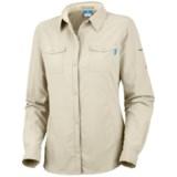 Columbia Sportswear Bug Shield Shirt - UPF 30, Insect Blocker®, Long Sleeve (For Women)