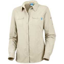 Columbia Sportswear Bug Shield Shirt - UPF 30, Insect Blocker®, Long Sleeve (For Women)