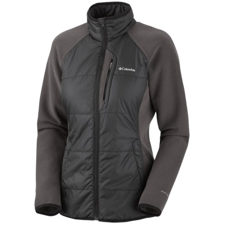 Columbia Sportswear Climate High Omni-Heat® Jacket - Full Zip (For Women)