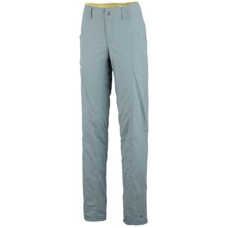 Columbia Sportswear Bug Shield Cargo Pants - UPF 30, Straight Leg (For Women)