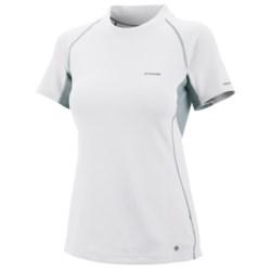 Columbia Insect Blocker® Sporty T-Shirt - UPF 50, Short Sleeve (For Women)